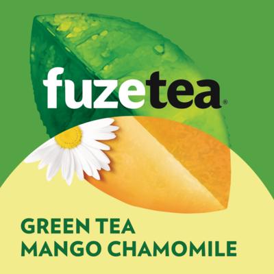 Fles Fuze Tea Green Tea Mango Chamomile