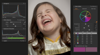 Color Editing in Capture One