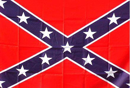 3' x 5' Flag - CONFEDERATE