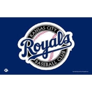Kansas City Royals MLB 3'x5' Banner Flag