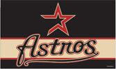 Houston Astros MLB 3'x5' Banner Flag