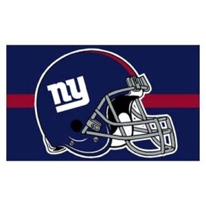New York Giants NFL 3x5 Banner Flag