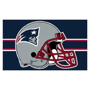 New England Patriots NFL 3x5 Banner Flag
