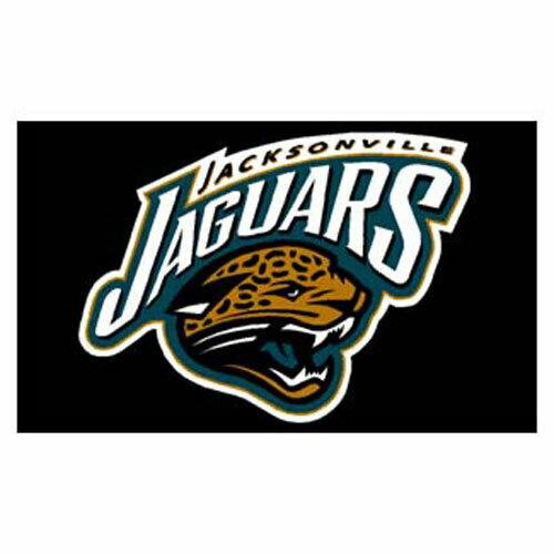 NFL- Jacksonville Jaguars 3x5' Flag