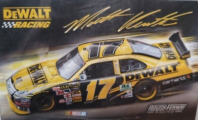 3' x 5' #17 Matt Kenseth Double-Sided Flag