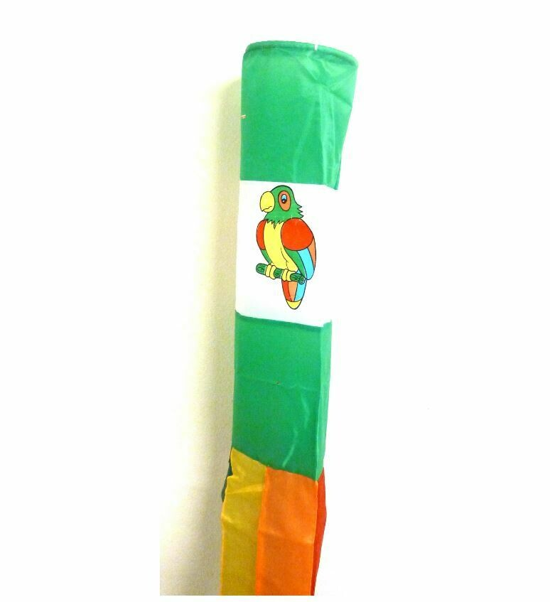 5' Parrot Windsock