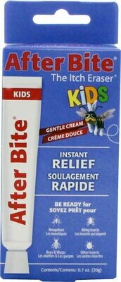 After Bite Kids Itch Eraser Instant Relief Gentle Cream