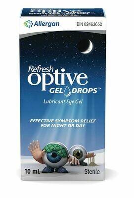 Refresh Optive Gel Drops 10ML