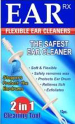 Safety Ear Cleaner