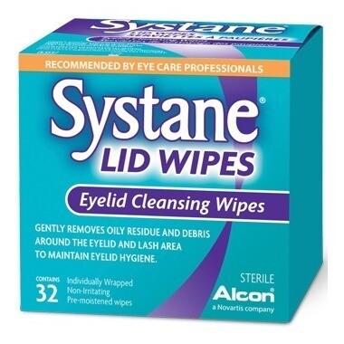 Systane EyeLid Wipes
