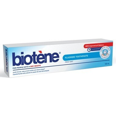 Biotene Dry Mouth Fluoride Toothpaste 100ML