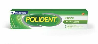 Polident Daily Paste for Denture 90ML