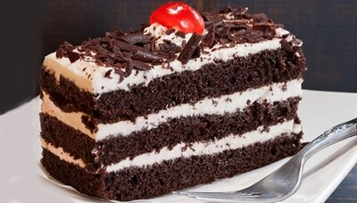 Black Forest - Pastry - Eggless