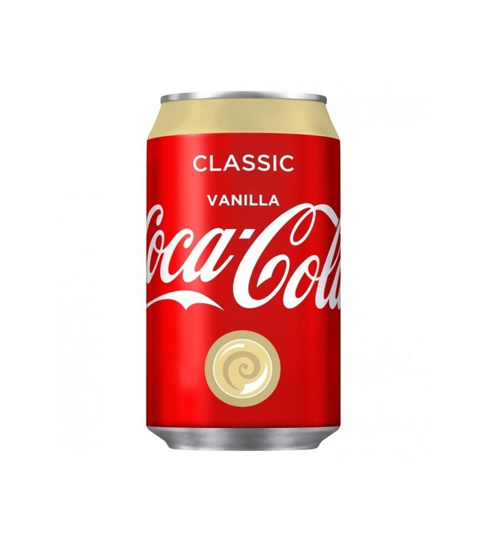 Coca Vanilla Zero