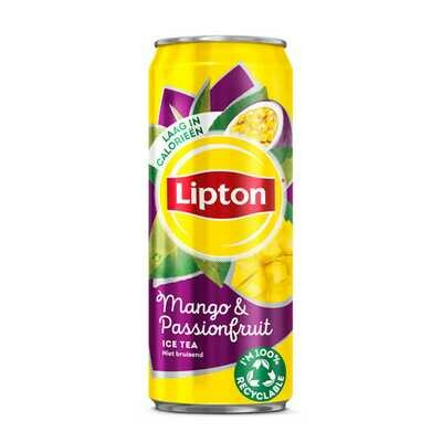 Ice Tea mango & passionfruit