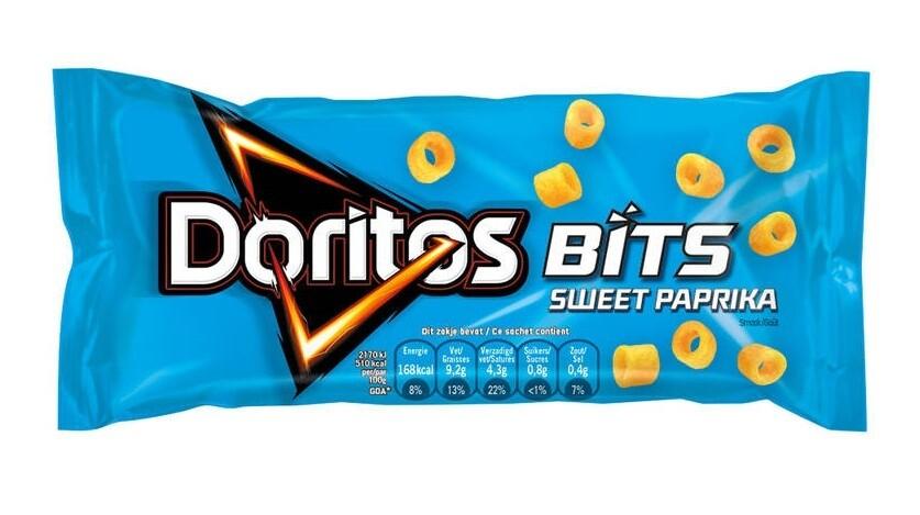 Doritos BITS sweet paprika