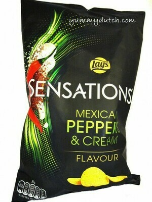 Sensations Mexican Pepper & Cream