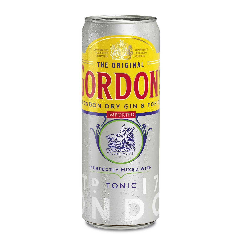 Gordon Gin Tonic 250 ml