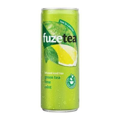 Fuze tea Lime mint