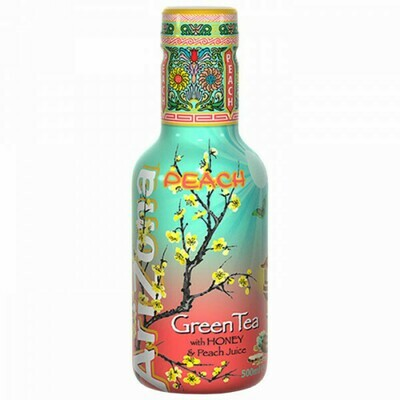 Arizona Green Tea Peach