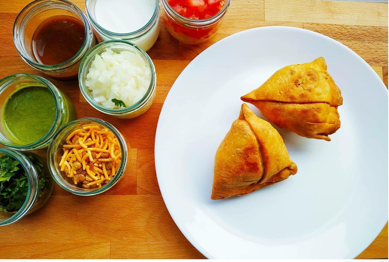 5 Punjabi Samosas (Spicy) ✅ COMING SOON