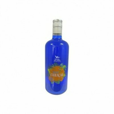Blue Caraçao Marie Galante