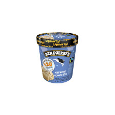 Ben & Jerry's Salted Caramel LIGHT
