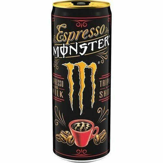 Monster Espresso Latte