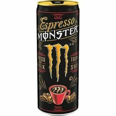 Monster Espresso Latte