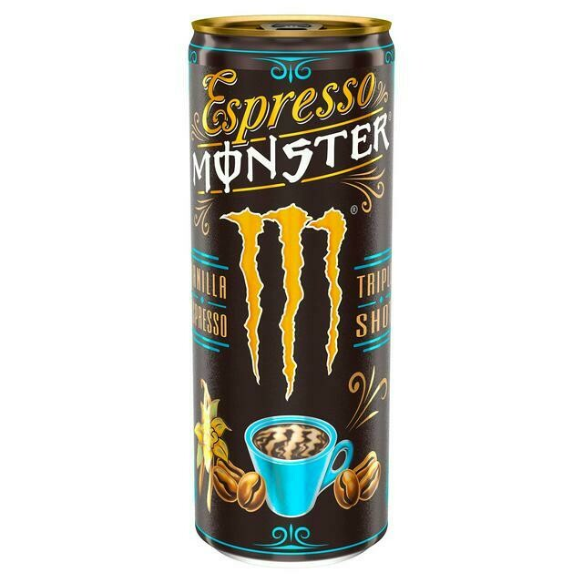 Monster Espresso Vanille