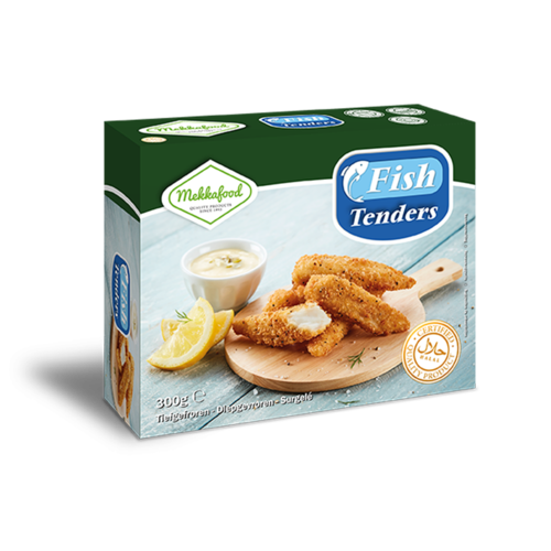 Mekkafood Tender FISH