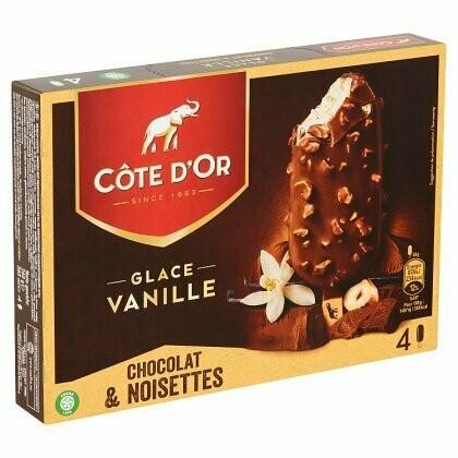 Côte D'or Glace Chocolat & Noissette