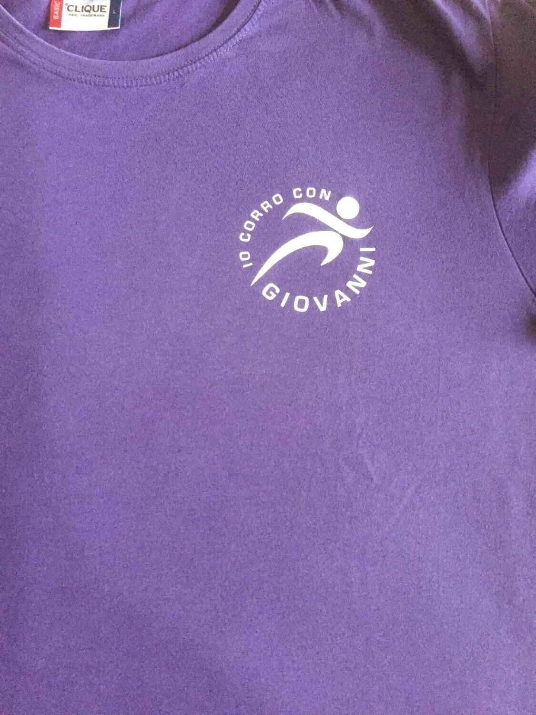 Maglietta ICCG - Purple © 2018