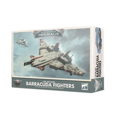 Aeronautica Imperialis: Barracuda Fighters