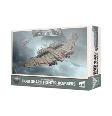 Aeronautica Imperialis: Tiger Shark Fighter Bombers