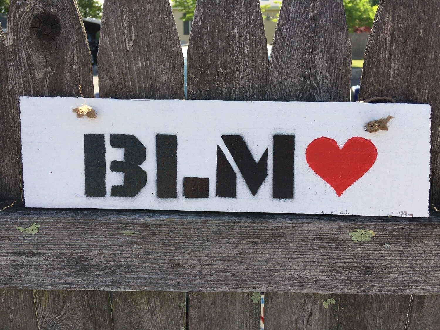 BLM❤️  (Red)