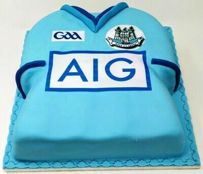 Dublin Jersey Cake