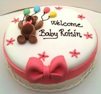 Roísín Christening Cake