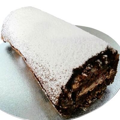 Chocolate Roulade (Gluten Free)