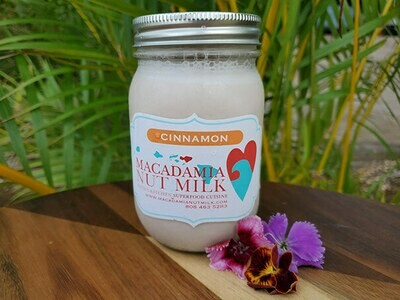 Macadamia Nutmilk Cinnamon Chai
