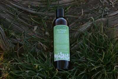 Peppermint Charm Massage Oil