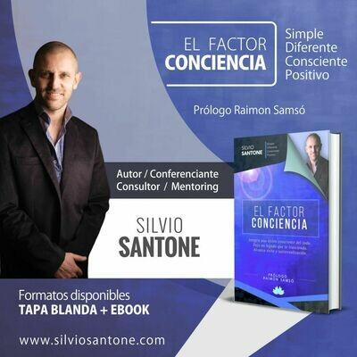 Libro 1: El Factor Conciencia (Formato papel para Argentina)