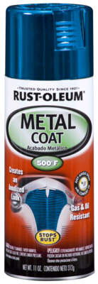 Rust-Oleum Metal Coat Spray Paint
