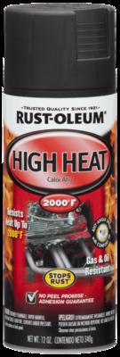 Rust-Oleum High Heat Automotive Spray Paint