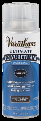 Rust-Oleum Water Based Polyurethane Spray