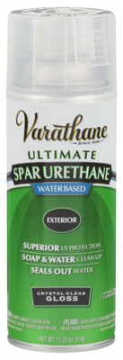 Varathane Spray Spar Urethane
