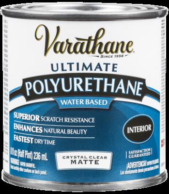 Varathane Ultimate Polyurethane Crystal Clear