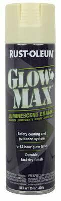 Rust-Oleum Spray GlowMax Luminescent