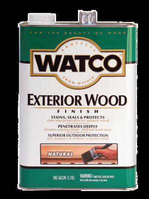 Watco Exterior Wood Finish