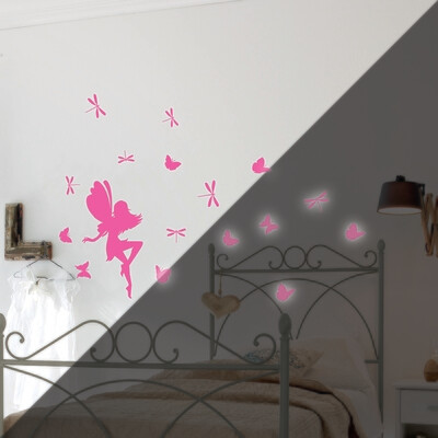 Fairy Glow Self Adhesive Wall Sticker Glow